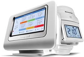 Régulation de la température avec thermostat de chauffage